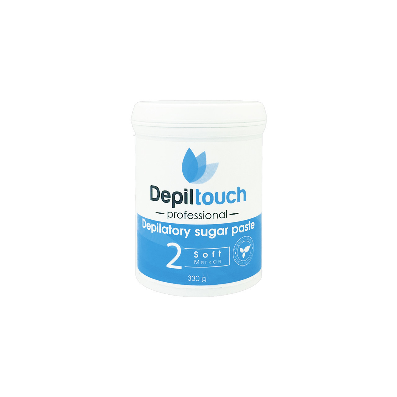 Сахарная паста для депиляции мягкая Depiltouch Professional 330g