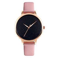 • Гарантия! SKMEI (СКМЕЙ) MOON 9141 Pink | Оригинальные женские часы !