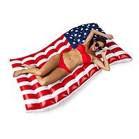 Надувной матрас Modarina Американский флаг 185 см  NW3006
