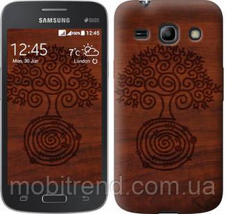 Чехол на Samsung Galaxy Core Plus G3500 Узор дерева