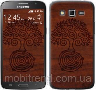 Чехол на Samsung Galaxy Grand 2 G7102 Узор дерева