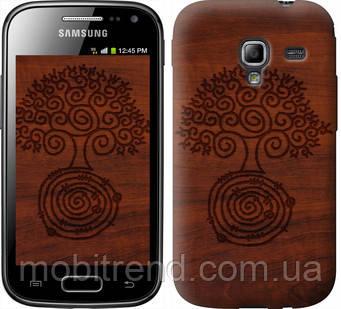 Чехол на Samsung Galaxy Ace 2 I8160 Узор дерева