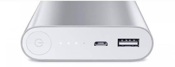 Портативное зарядное устройство Power Bank Mi 10400 mAh (реплика), фото 2
