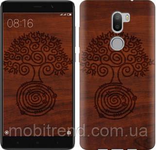 Чехол на Xiaomi Mi 5s Plus Узор дерева
