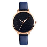 Skmei 9141 moon синие женские  часы, фото 1