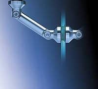 Коннектор стекло стекло для витражей типа Manet