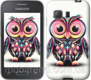 Чехол на Samsung Galaxy Young 2 G130h Сова v3