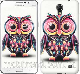 Чехол на Samsung Galaxy Mega 2 Duos G750 Сова v3