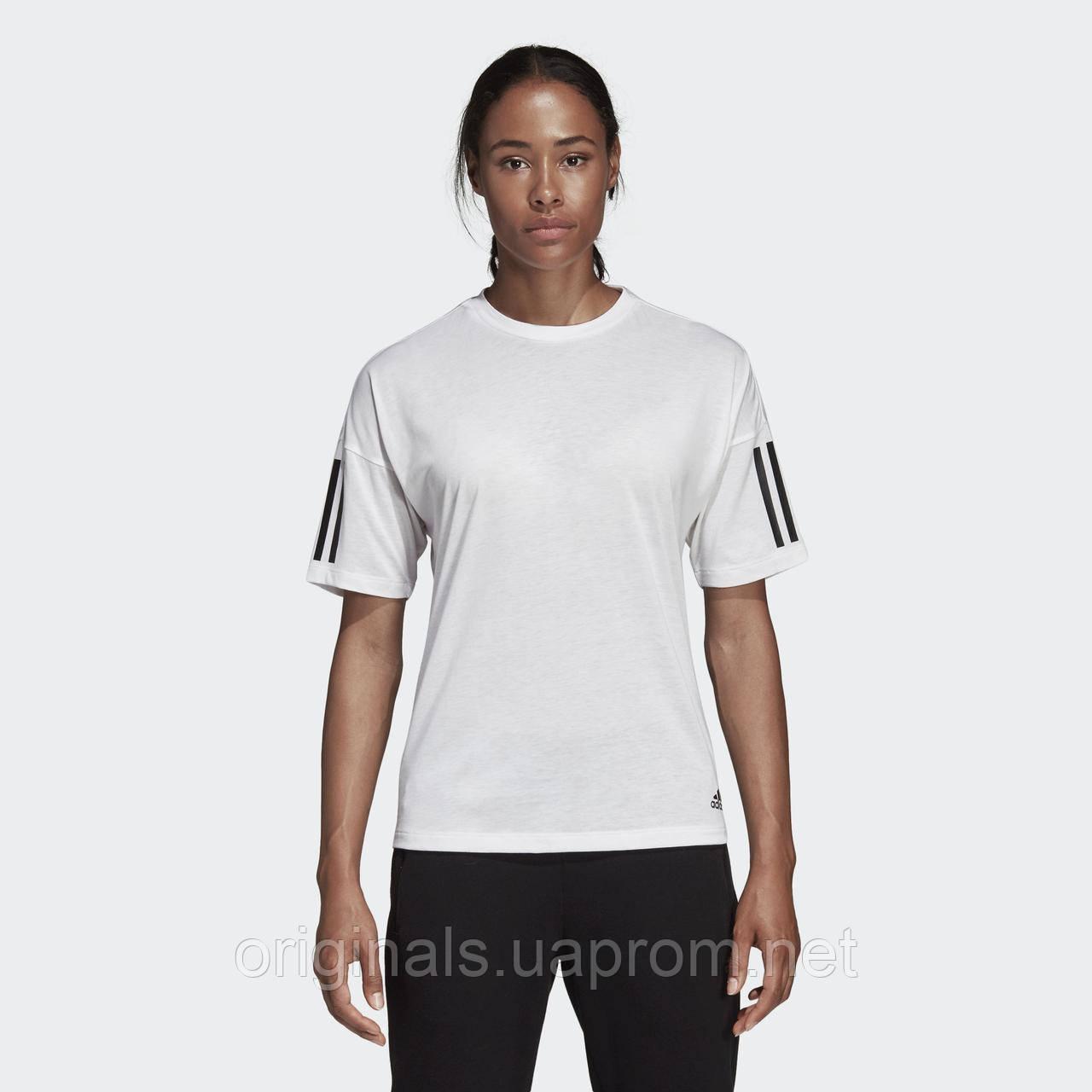 Спортивная футболка Adidas Must Haves 3-Stripes Modern DU0011-