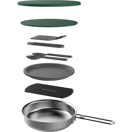 Cковорода походная Stanley Adventure Fry Pan 0,96 L с аксессуарами 10-02658-013, фото 2