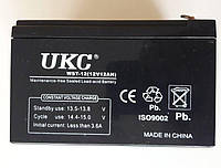 Аккумулятор Батарея 12V 12Ач для Мотоциклов Скутеров Мопедов