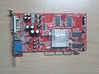 Видеокарта Palit ATI Radeon 9600, 128Mb/DDR/128Bit, I-96CDBTD, AGP, бу