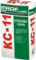 Клей для керамической плитки Profline КС-11 25кг