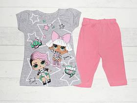 Детские летние костюмы и комплекты