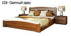 Кровать деревянная с подъемный механизмом Селена Аури фабрика Эстелла, фото 2