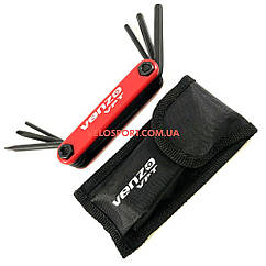 Мультитул VENZO VZ-F33-001 Красный