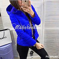 Женская модная куртка синтепон 150