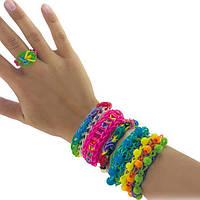 Резиночки для плетения браслетов rainbow loom (опт и розница)