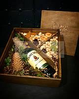 Мужской подарок с виски 0065