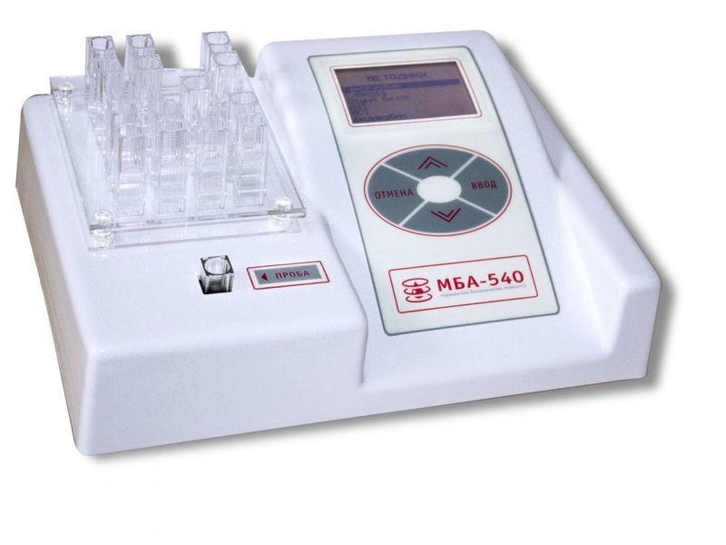 Фотометр МБА-540 (биохимический анализатор)