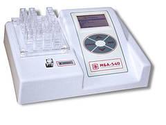 Фотометр МБА-540 (біохімічний аналізатор)