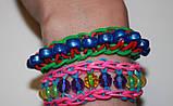 Аксессуары для браслетов из резинок Rainbow loom , фото 2
