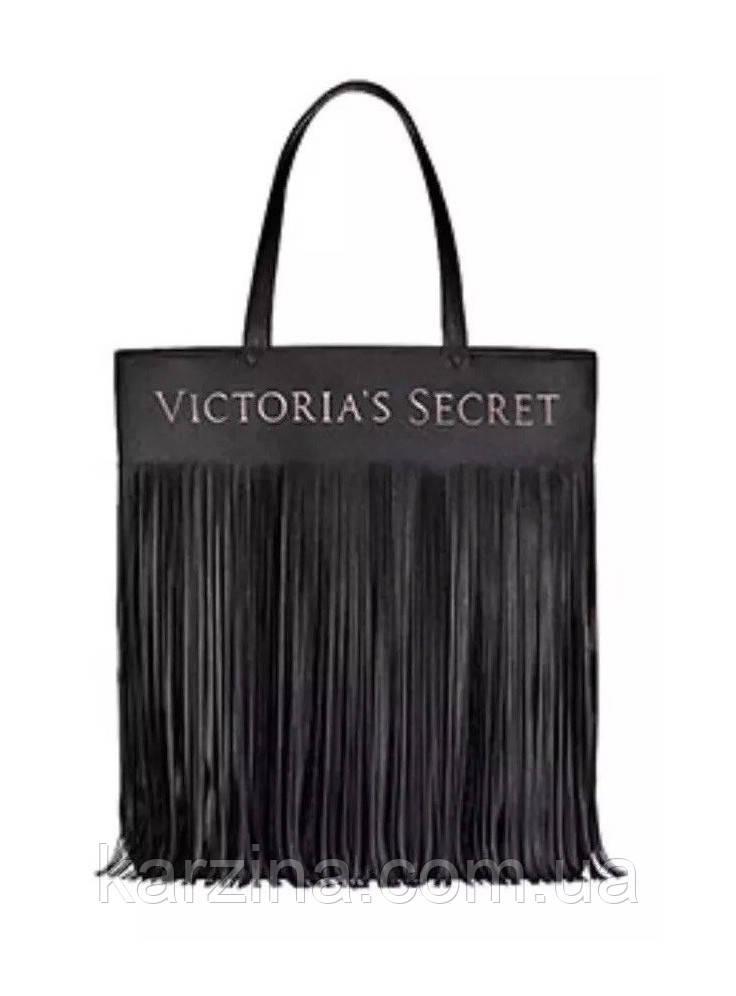 ac64976c888e0 Стильная сумка Victoria's Secret с бахромой, цена 725 грн., купить в ...