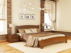 Кровать Венеция Люкс фабрика Эстелла, натуральное дерево бук, фото 2