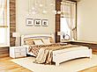 Кровать Венеция Люкс фабрика Эстелла, натуральное дерево бук, фото 4