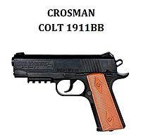 Пневматический пистолет Crosman Colt 1911BB (RM)
