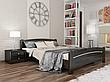 Кровать Венеция фабрика Эстелла, натуральное дерево бук, фото 3