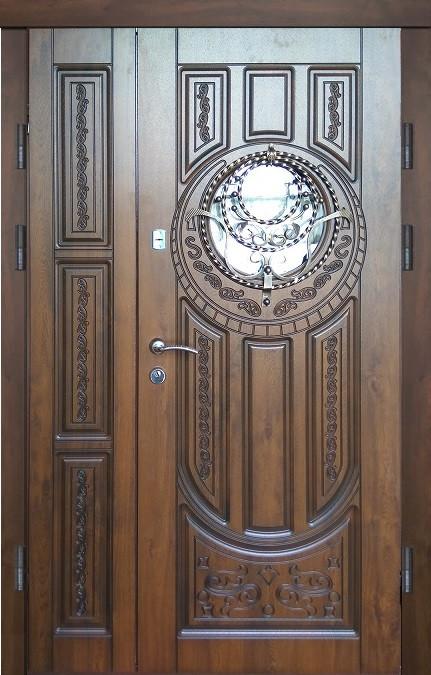 Широкие двери входные Елит_2061