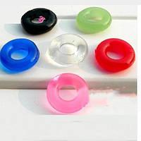 Секс игрушка насадка на пенис  кольцо