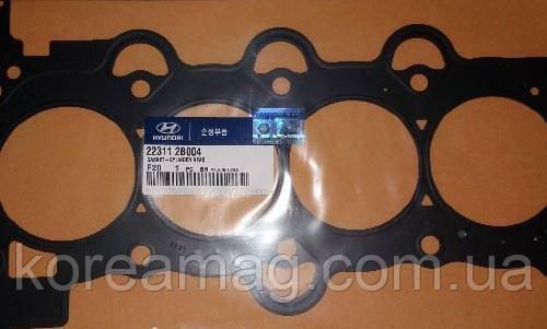Прокладка головки блока цилиндров для Hyundai Accent RB.