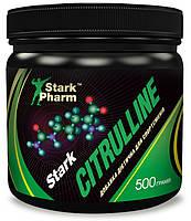 Цитруллин Stark Pharm - Citrulline Malate Pure (500 г), pure/без вкуса (чистый), Украина, порошок, банка, 2,945 гр