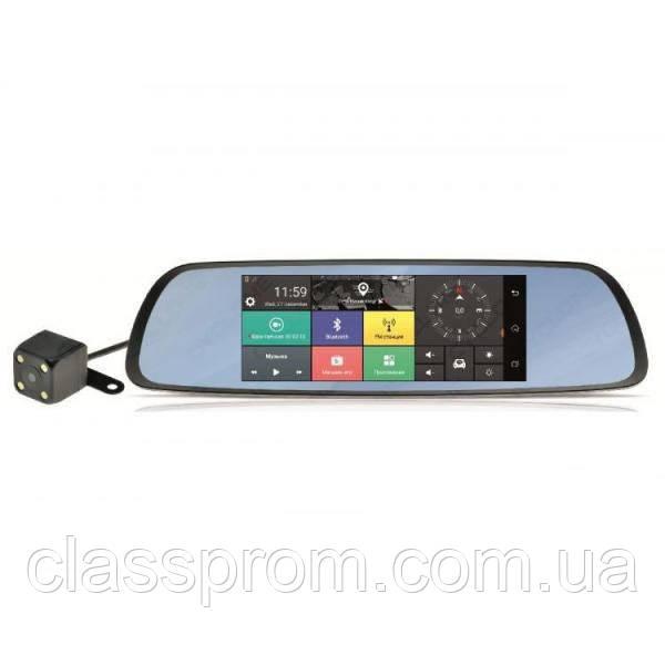 Зеркало с видеорегистратором Cyclone MR-220 AND 3G, фото 1