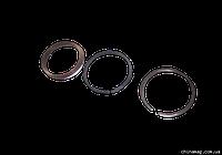 Кольца поршневые 0,50 Chery Amulet, 480EF-1004030CA, Производитель MAR-MOT