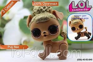 Кукла LOL Surprise Питомец Pup Bee Лол Сюрприз Без Шара Оригинал
