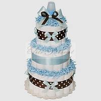 Торт из памперсов 8861