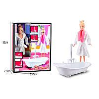 Кукла 68121 с ванной