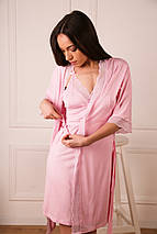 Комплект халат + ночная рубашка, фото 3