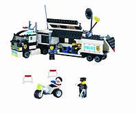 Конструктор Полицейский фургон,  325 деталей