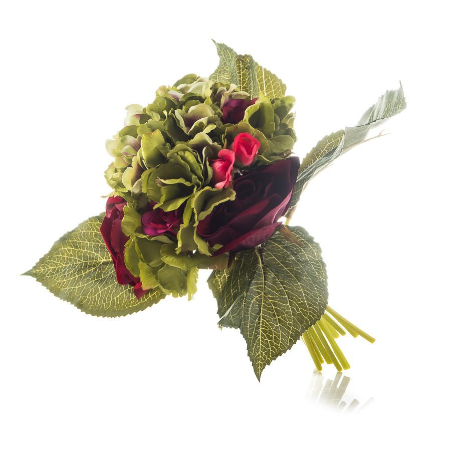Роза и гортензия 27 см (029FS)