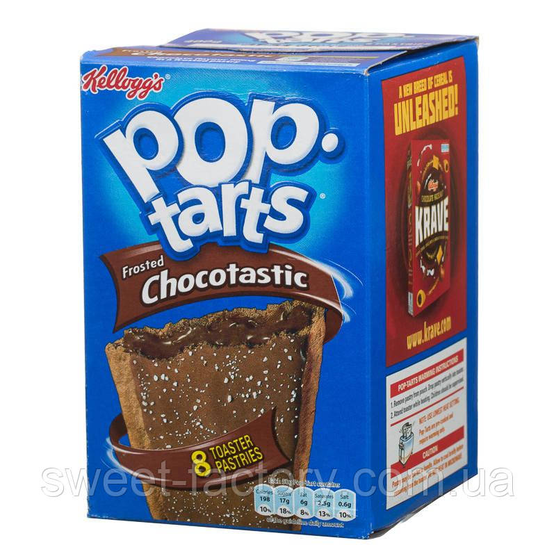 Pop Tarts Chocotastic Упаковка