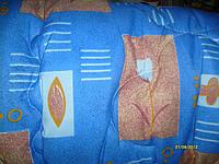 """Одеяло """"Славянский пух"""" двойной силикон 1,5-ка (142х205см)"""