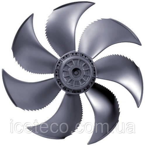 Вентилятор осевой FN050-4EK.4I.V7P1 (140057) Ziehl-Abegg