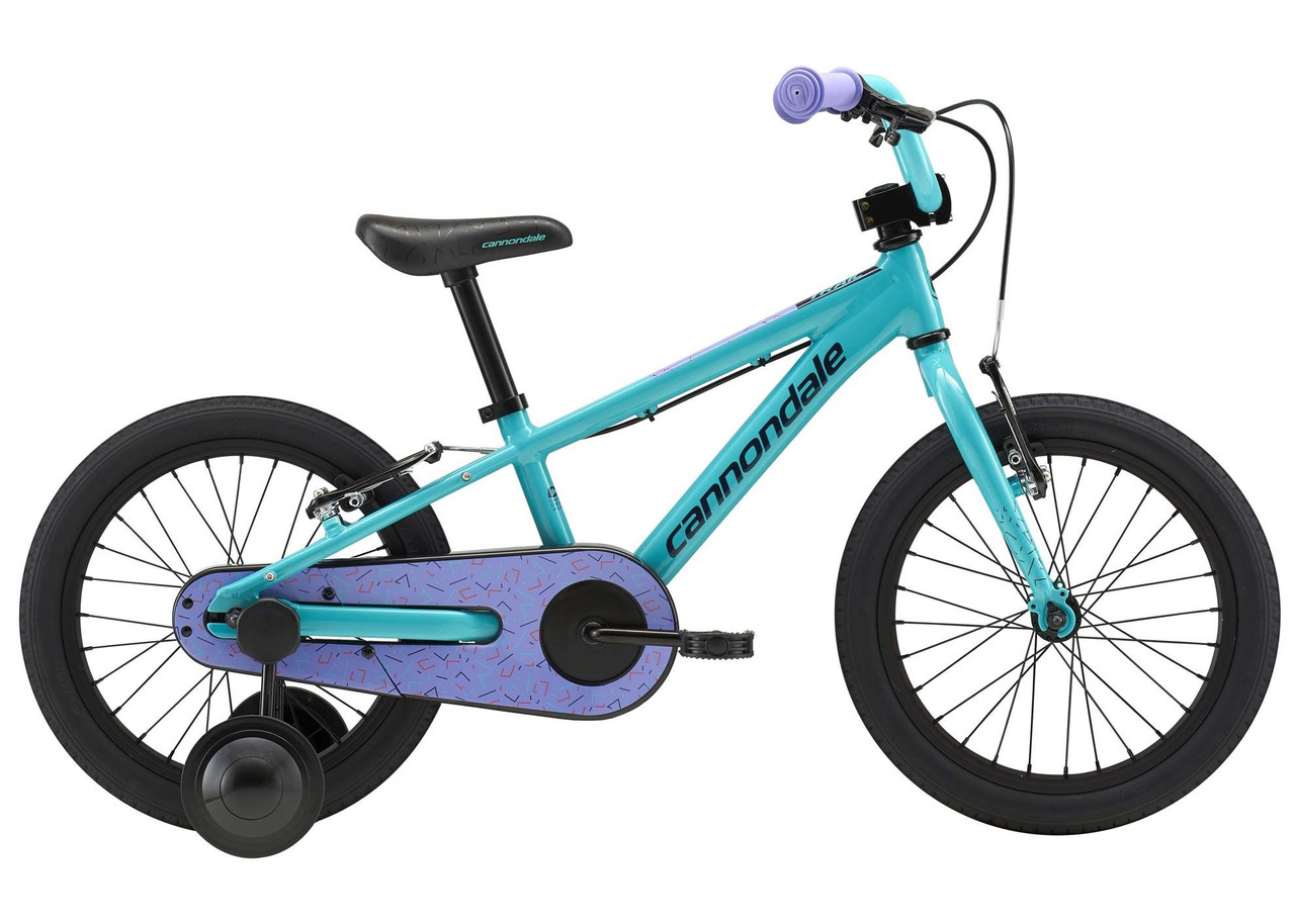 """Велосипед CANNONDALE 16"""" TRAILL GIRLS SS 2019 OS TPQ"""