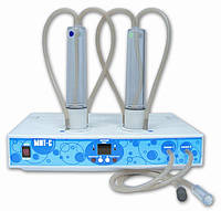 Аппарат для приготовления синглетно-кисородных коктейлей МИТ-С и проведения ингаляций 2-канальный