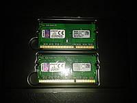 Память для ноутбука SO-DIMM, Kingston, 8GB DDR3 1600MHz, KHX1600C9S3K2/8GX, (2*4Gb)