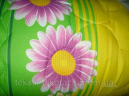 """Одеяло """"Славянский пух"""" двойной силикона, евро размер , фото 2"""